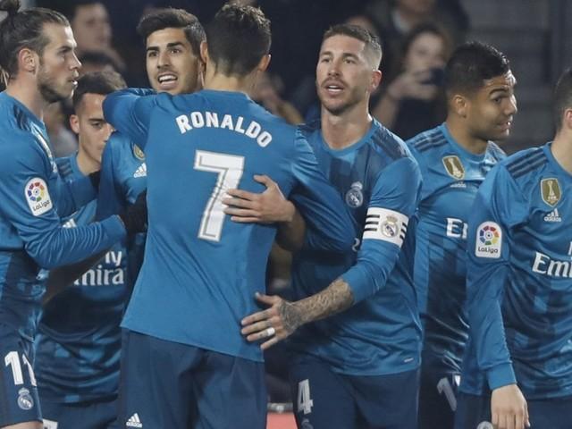 "Spagna: Real Madrid ""manita"" al Betis"