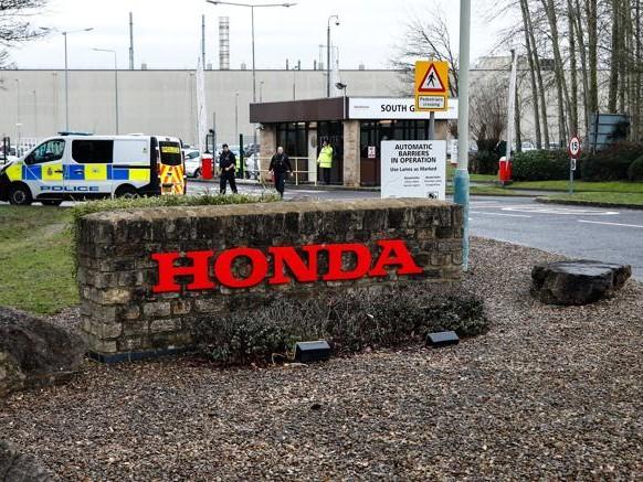 Honda chiuderà fabbrica di Swindon nel 2022, a rischio 3.500 posti