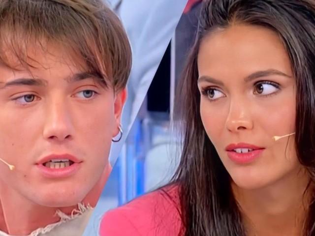 Uomini e Donne, Joele e Ilaria sono una coppia: il bacio sui social (Foto)