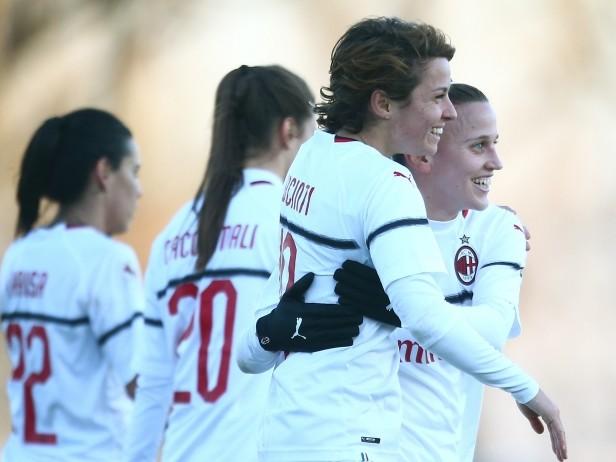 Serie A donne, 12^ giornata: numeri e curiosità
