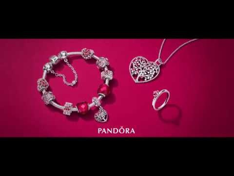 Canzone pubblicità Pandora gioielli 2018 San Valentino