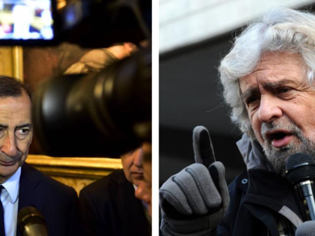 Beppe Grillo incontra Sala: sta per nascere un nuovo asse?