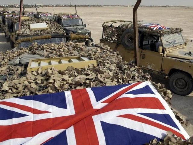 Crimini di guerra compiuti dagli inglesi in Iraq e Afghanistan nascosti da governo ed esercito