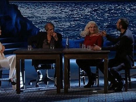 Ascolti tv analisi 28 novembre: Adriano sbatte contro Salvini e perde col family film. Del Debbio batte Dandini e Formigli