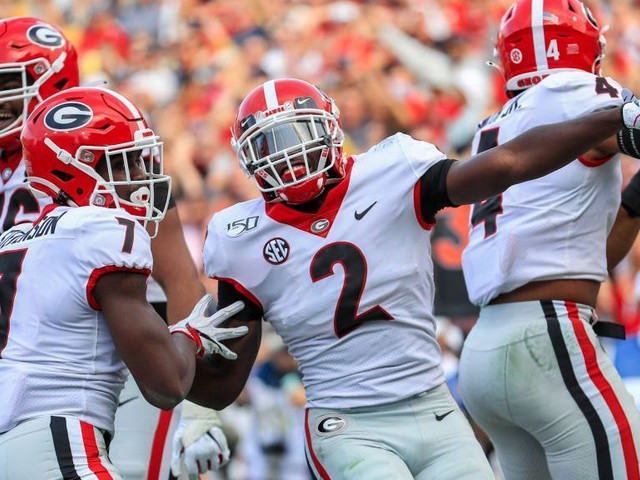 Georgia Must 'Let Defense Lead The Way' To Beat LSU In SEC Championship, Says Aaron Taylor