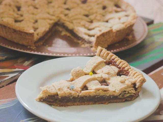 Crostata con Nutella morbida in friggitrice ad aria, i trucchi