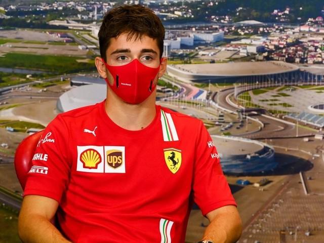"""F1, Gp Russia; Leclerc: """"Vogliamo tornare a lottare per il podio"""". Hamilton insegue record di Schumi"""