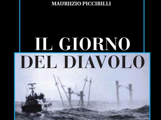Esce 'Il giorno del diavolo', libro che racconta il naufragio della London Valour di 51 anni fa