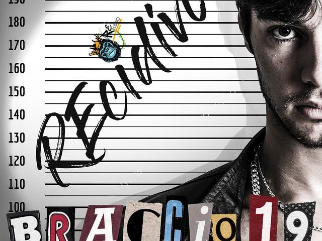 """""""Braccio 19"""" il nuovo singolo di Recidivo"""