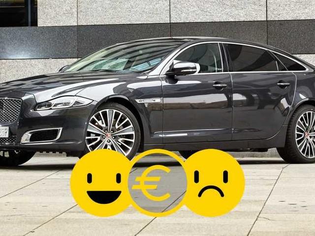 Promozione Jaguar XJ, perché conviene e perché no
