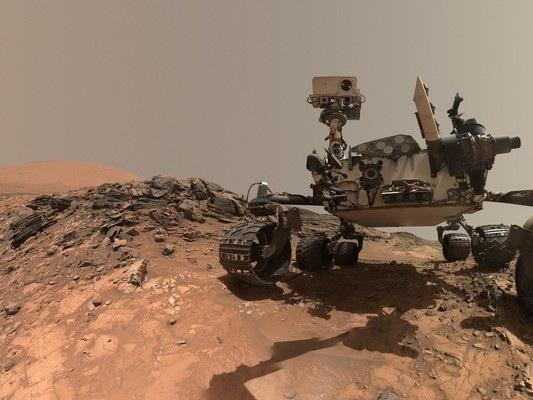 Su Marte è stato rilevato un gas che potrebbe indicare che c'è vita