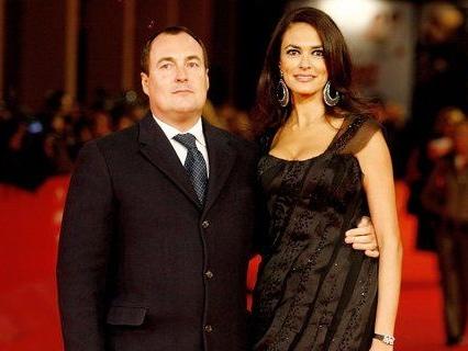 Maria Grazia Cucinotta ho compiuto 50 anni ed Amo mio marito come il primo giorno