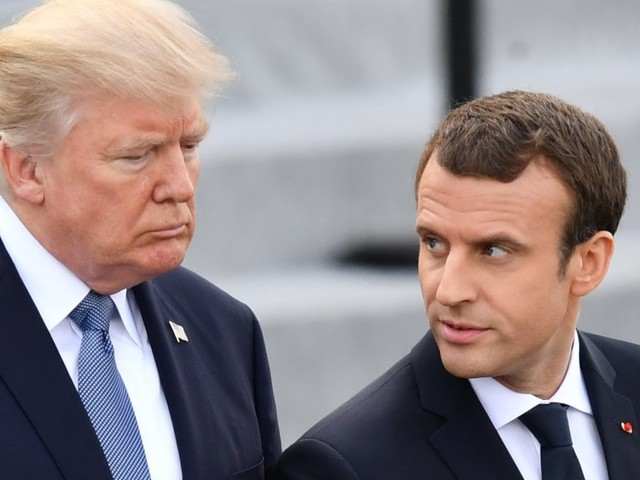 Trump vuole lasciare la Siria, Macron a difesa dei curdi scatena l'ira di Erdogan