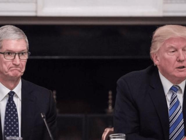Tim Cook e Donald Trump faranno visita allo stabilimento Apple in Texas
