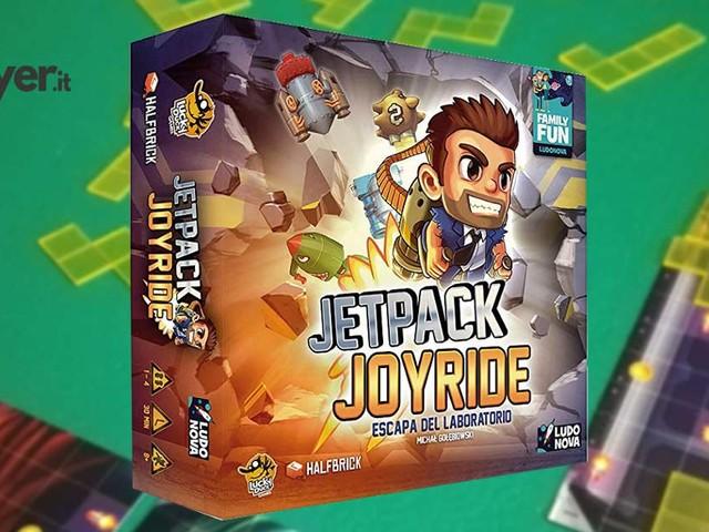 Recensione   Jetpack Joyride