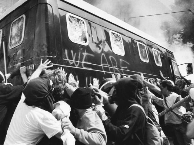 20 anni fa il G8 di Genova, che non è servito a nulla