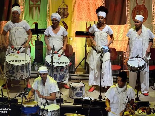 Reggio Calabria incantata dalla magia di Bahia [FOTO]