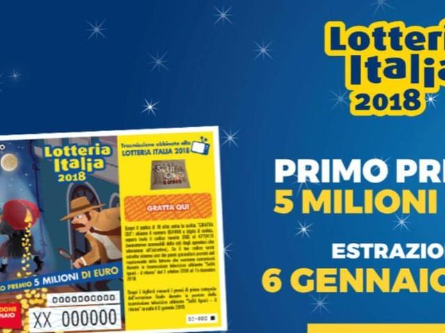 Lotteria Italia 2019: biglietti vincenti, terza categoria/ Premi 25 mila euro: solo due tagliandi in Calabria