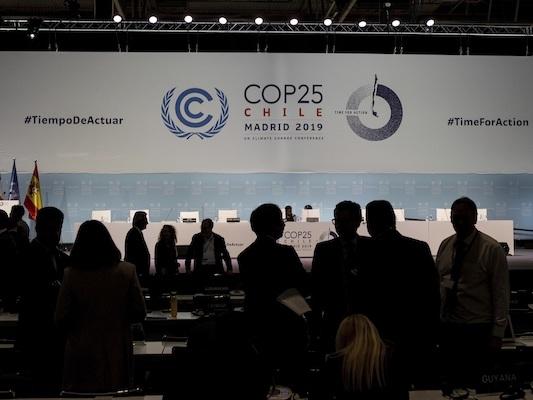 La deludente conclusione della COP25