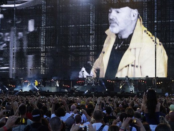 Vasco annuncia Milano e Cagliari come uniche città per il NonStop Tour: tutte le info sui biglietti