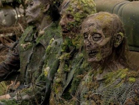Il nuovo spin off di The Walking Dead protagonista al Comic Con di New York: le prime foto rilasciate da AMC