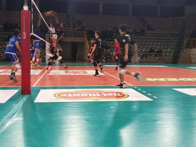 Serie D: il Volley Macerata dà filo da torcere alla capolista Caldarola, ma si arrende in 4 set