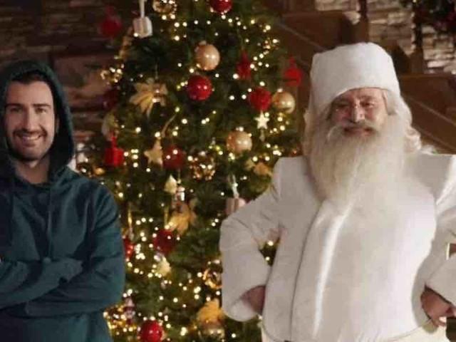 Chi ha incastrato Babbo Natale? Alessandro Siani e Christian De Sica nel film di Natale 2021