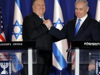 """Usa: """"Colonie di Israele in Cisgiordania non sono illegali"""", ira palestinese"""