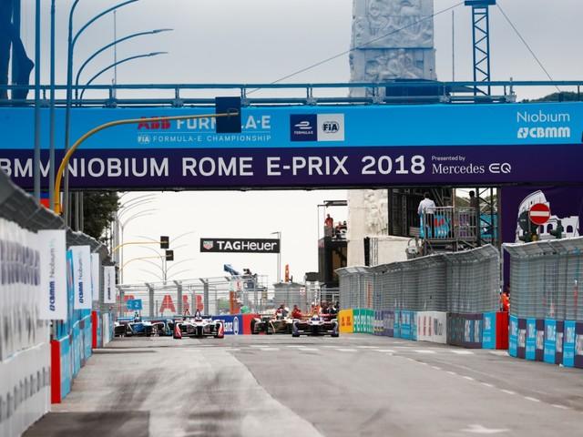 Formula E - Disponibili i biglietti per l'ePrix di Roma