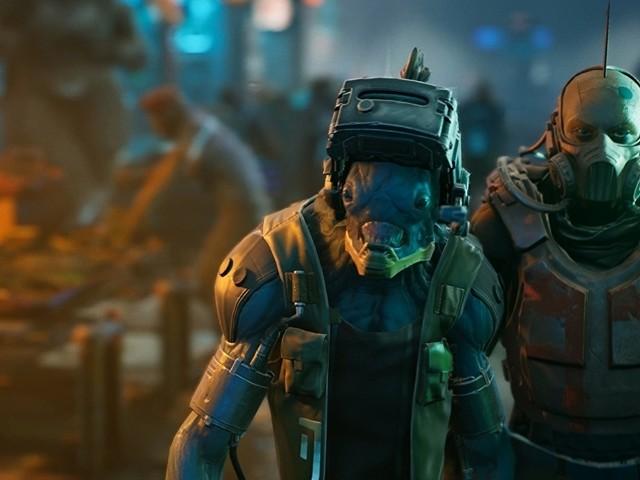 The Ascent, l'affascinante action RPG cyberpunk esclusiva console Xbox Series X/S rinviato al 2021