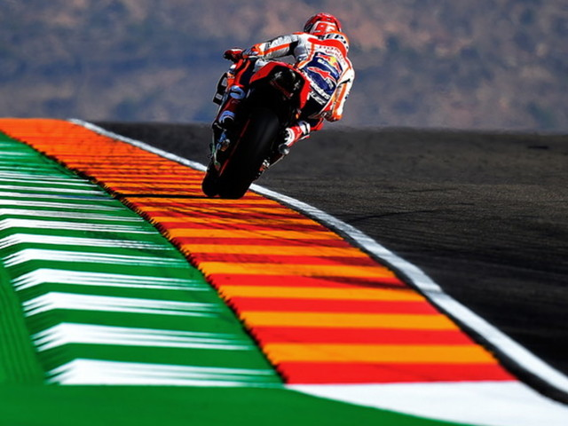 MotoGP Aragon, le Yamaha rispondono a Marquez nelle Libere 2
