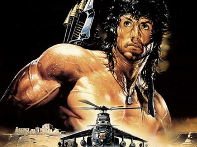 Rambo III: trama, recensione, cast e trailer del film con Stallone