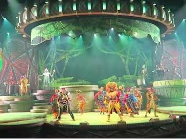 Disneyland Paris: ecco il video dello spettacolo de Il Re Leone!