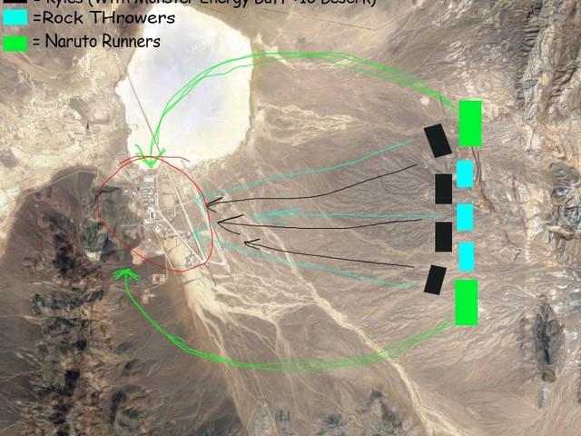 Area 51, imposta la No-fly zone in prossimità nella base top-secret