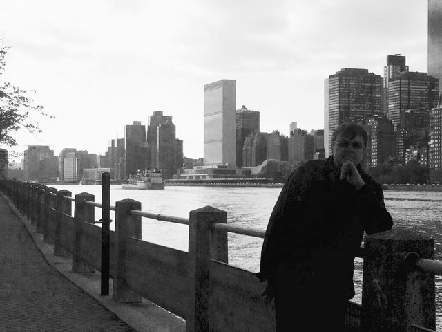 """Paolo Zamboni espone a New York i risultati di """"Brave Dreams"""""""