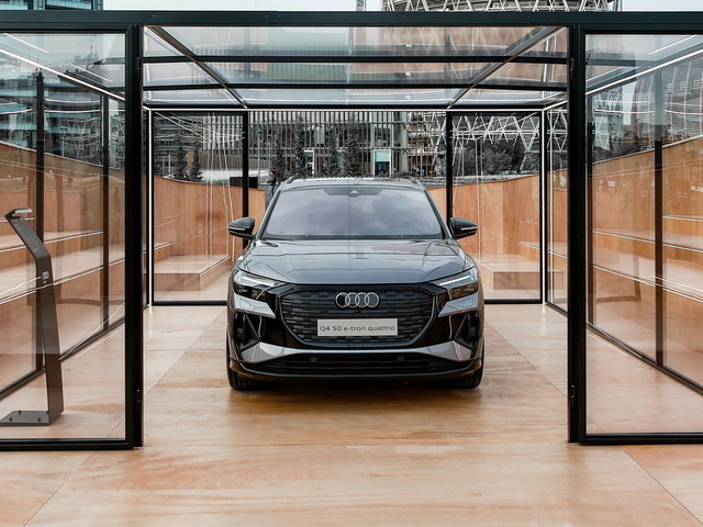 Audi Q4 e-Tron e Q4 Sportback e-Tron