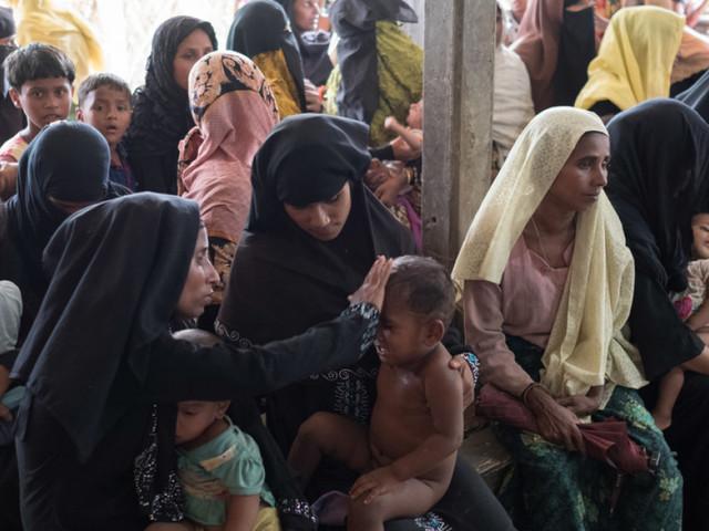 L'inferno in terra dei Rohingya. In un mese 6.700 morti per le violenze. 730 erano bambini con meno di 5 anni