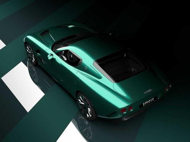 Zagato IsoRivolta GTZ, la sportiva con motore Corvette
