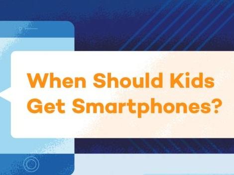 A che età dare lo smartphone ai propri figli?