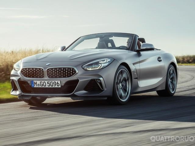 BMW Z4 - Il debutto della gamma al Salone di Parigi