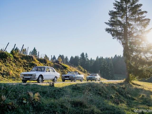 Peugeot - Nei luoghi del Leone con la 508 e la sua antenata