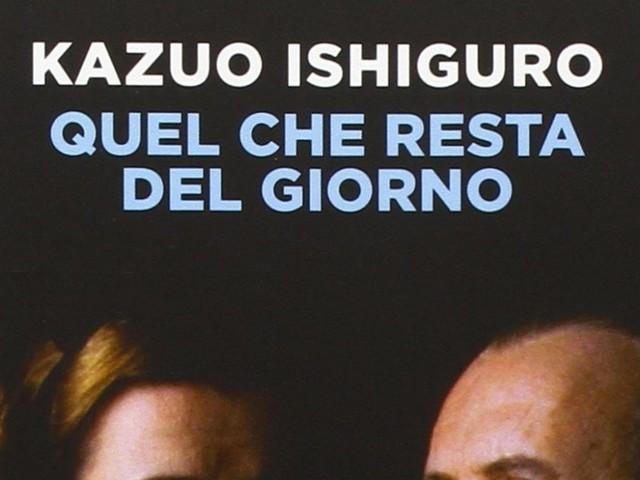 6 libri del Premio Nobel Letteratura 2017 Kazuo Ishiguro