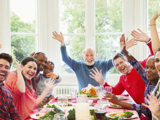 SecondoColdiretti, durantequeste feste siamo ingrassati due chili