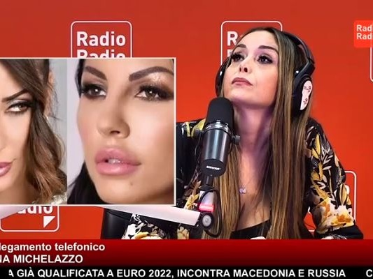 'Gf Vip 5', Eliana Michelazzo e Francesco Chiofalo ospiti in radio ci vanno giù pesanti contro Selvaggia Roma, poi svelano perché l'hanno denunciata