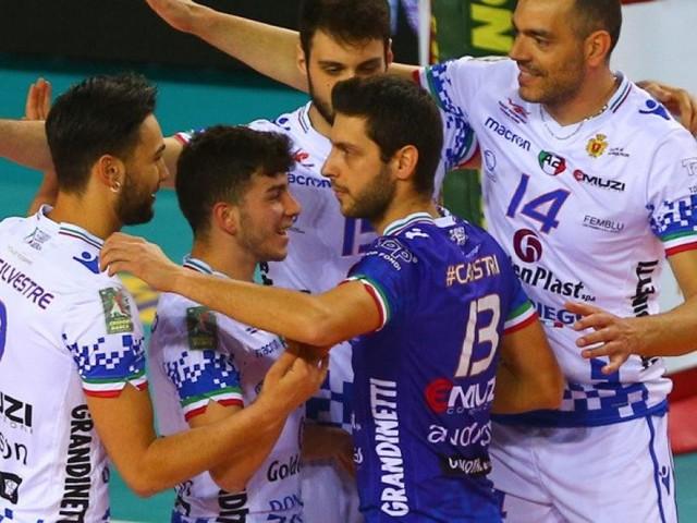 GoldenPlast Potenza Picena-Videx Grottazolina, giovedì scatta gara 1: il match in tv