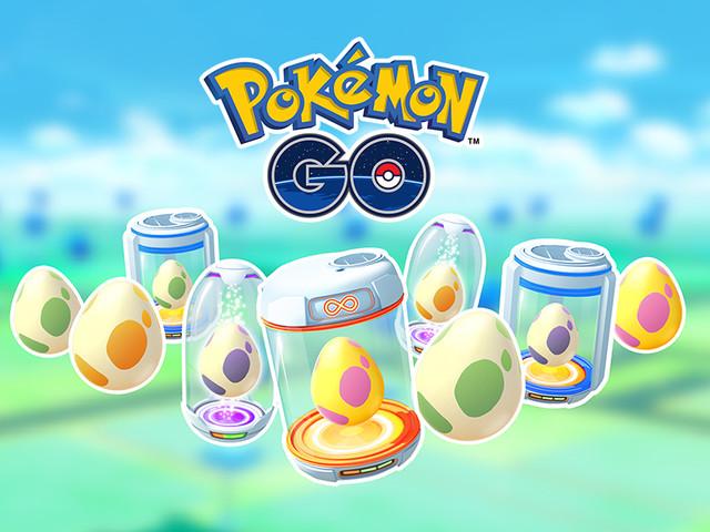 Pokémon Go si arricchisce di nuovi mostri con l'evento Hatchathon