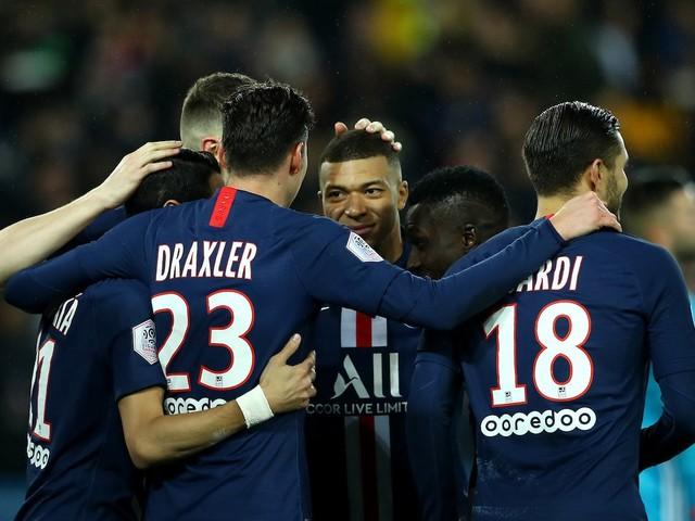 Coppa di Francia, la semifinale Lione-PSG in diretta in chiaro