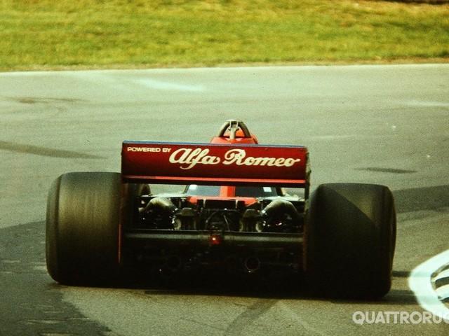 Alfa Romeo in F.1 - Dalla 158 alla Sauber - FOTO GALLERY