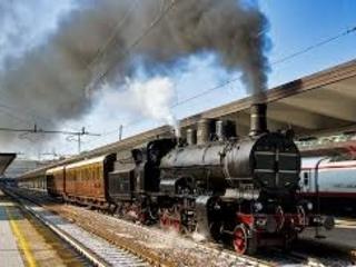 Udine: treno storico dei giardini – 12 maggio 2019
