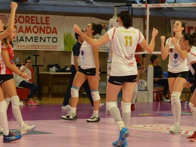Roana CBF corsara a Montecchio: importante vittoria in 3 set